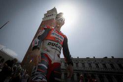 Jorge Lorenzo, Ducati Team, in Venedig
