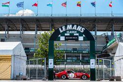 Entrada a Le Mans Classic