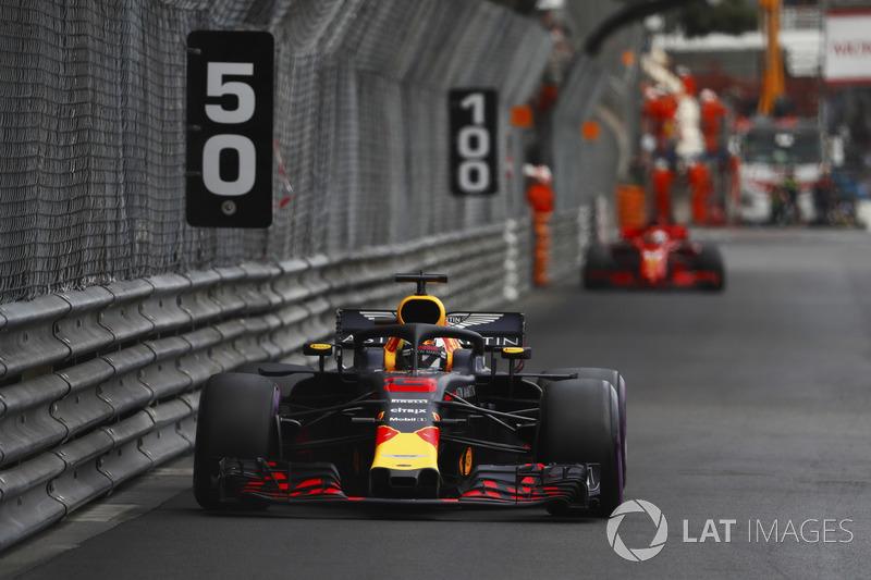 Монако-2018: победа на «умирающем» моторе