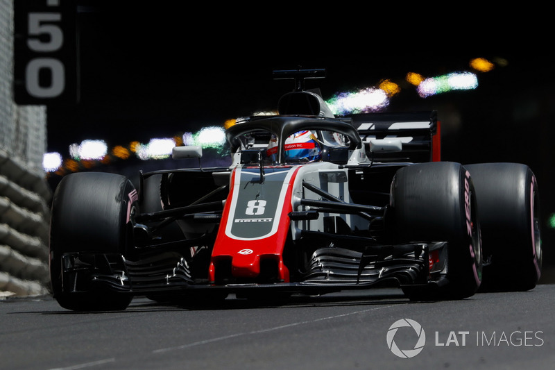 15e Romain Grosjean, Haas F1 Team VF-18