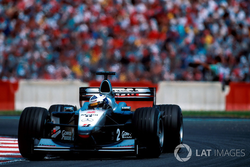David Coulthard, Mclaren MP4-15