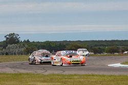 Lionel Ugalde, Ugalde Competicion Ford, Christian Ledesma, Las Toscas Racing Chevrolet