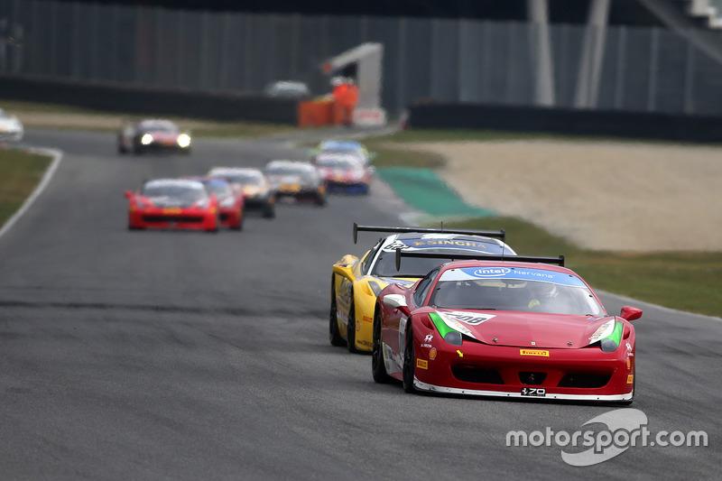 #708 Ferrari of Denver Ferrari 458: John Boyd
