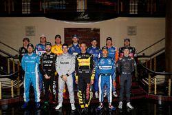 Les pilotes Honda en IndyCar