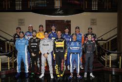 Honda IndyCar pilotları