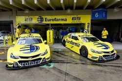 Carros da Eurofarma RC