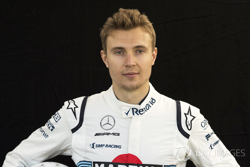 #35: Sergei Sirotkin, Williams