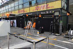 Garaje de McLaren