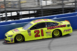 Paul Menard, Wood Brothers Racing, Ford Fusion Menards / FVP