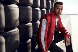 Lewis Hamilton, Tommy Hilfiger fashion photoshoot