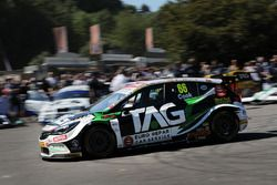 Josh Cook, Power Maxed Racing Vauxhall Astra
