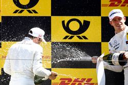 Podio: Gary Paffett, Mercedes-AMG Team HWA, Paul Di Resta, Mercedes-AMG Team HWA