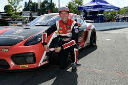 #28 RS1, Porsche Cayman GT4 MR, GS: Spencer Pumpelly on pole.