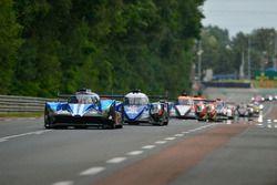 #5 CEFC TRSM RACING Ginetta G60-LT-P1: Charles Robertson, Michael Simpson, Leo Roussel