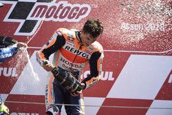 Podium : Marc Marquez, Repsol Honda Team