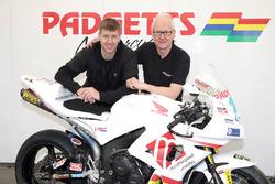 Ian Hutchinson, padgettsmotorcycles.com Honda CBR600RR