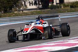 Aleksey Chuklin, Fortec Motorsports