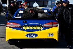 David Ragan, Front Row Motorsports, Ford Fusion Speedco