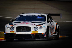 #31 Team Parker Racing Bentley Continental GT3: Seb Morris, Derek Pierce, Rob Smith, Andy Meyrick