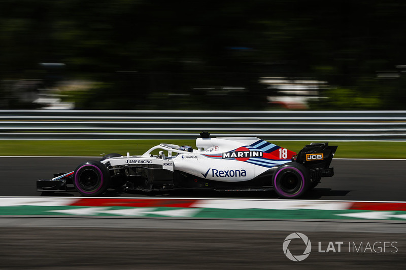 15. Lance Stroll, Williams FW41