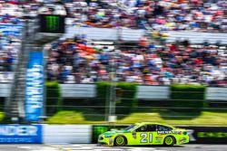 Paul Menard, Wood Brothers Racing, Ford Fusion Menards / Libman