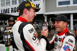 #48 Paul Miller Racing Lamborghini Huracan GT3, GTD: Madison Snow, Bryan Sellers, GTD Winners