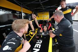 Aseel Al-Hamad, Renault Sport F1 Team RS E20