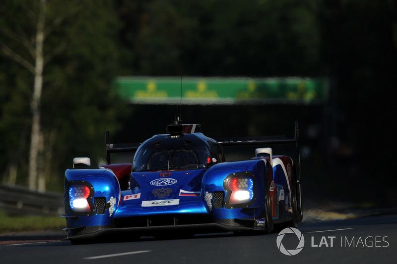 4. LMP1: #17 SMP Racing, BR Engineering BR1