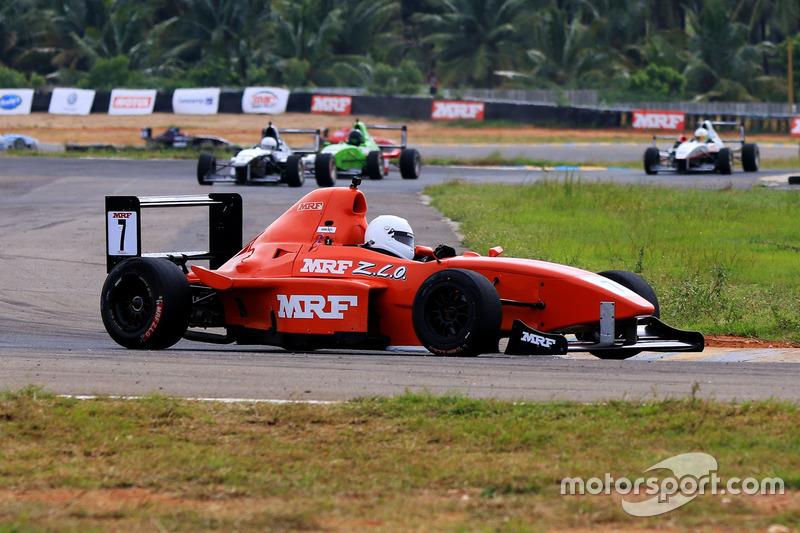MRF F1600, Chennai