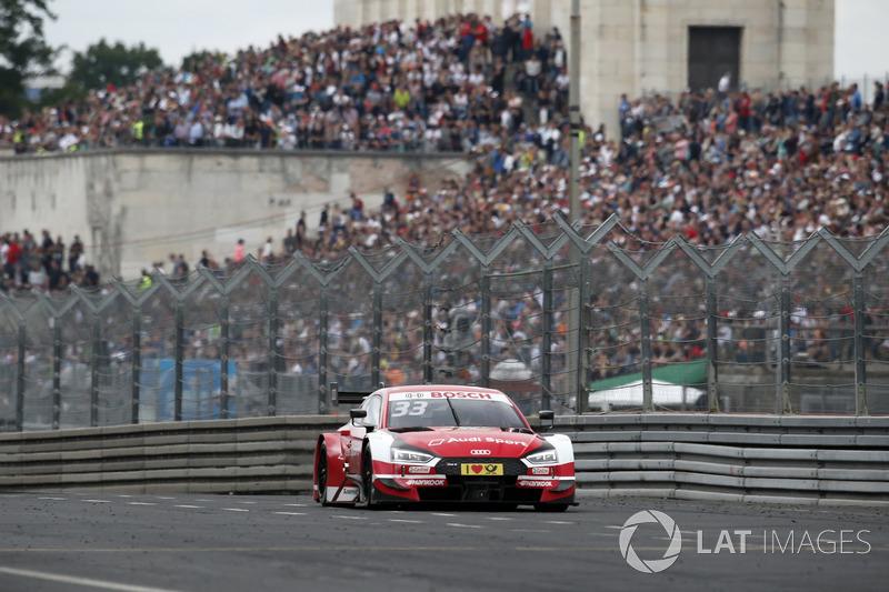 14. René Rast, Audi Sport Team Rosberg, Audi RS 5 DTM