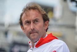 #70 MR Racing Ferrari 488 GTE: Olivier Beretta