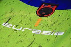 #44 Eurasia Motorsport Ligier JSP217 Gibson detail
