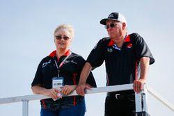 Cory Roper, Roper Racing, Ford F-150 Preferred Industrial Contractors, Inc. parents