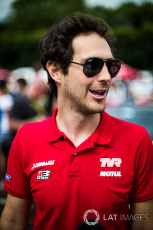 Бруно Сенна, Rebellion Racing