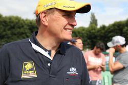 #29 Racing Team Nederland Dallara P217: Frits van Eerd
