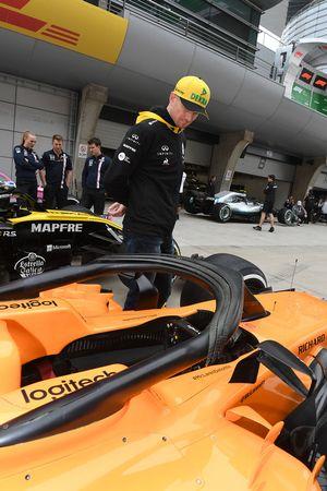 Nico Hülkenberg, Renault Sport F1 Team en det McLaren MCL33
