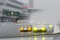#92 Porsche GT Porsche Team 911 RSR: Michael Christensen, Kevin Estre, #51 AF Corse Ferrari 488 GTE: