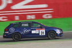 Seat Leon Cupra ST-TCS2.0 #31: Sciaguato-Sciaguato
