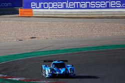 #4 Cool Racing by GPC, Ligier JS P3 - Nissan: Alexandre Coigny, Iradj Alexander