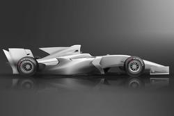Designstudie: Super-Formula SF19