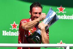 G. Vietina, Ferrari