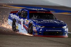 Elliott Sadler, JR Motorsports Chevrolet, nach Crash
