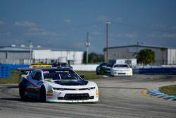 #95 TA2 Chevrolet Camaro, Scott Lagassee Jr. of Fields Racing