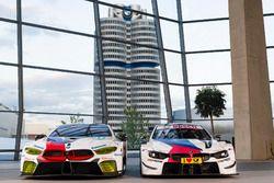 BMW M8 GTE, BMW M4 DTM