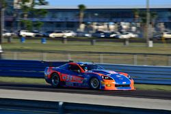 #33 TA Chevrolet Corvette, Daniel Urrutia Jr. of Ferrea Racing Components