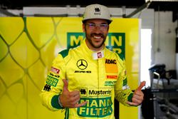 Pole Position für #47 HTP Motorsport Mercedes-AMG GT3: Maximilian Götz