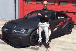 Plamen Kralev, Audi RS 3 LMS TCR, Kraf Racing