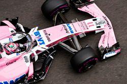 Sergio Perez, Force India VJM11 Mercedes