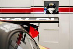 Il casco di Simone Pellegrinelli, Bonaldi Motorsport