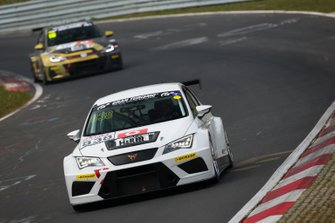 #838 Seat Cupra TCR: Sandro Rothenberger, Karl Brinker